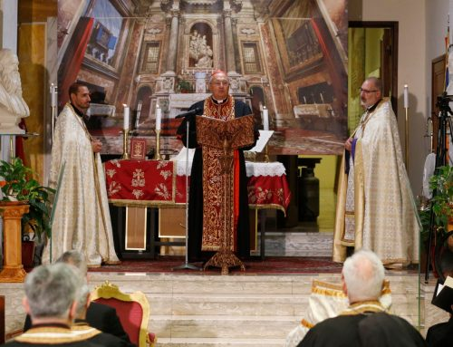 Armenian Catholic bishops try again to elect patriarch.