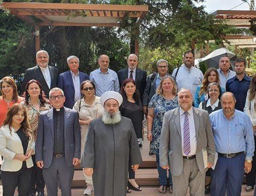 Lebanon: CCSM participates in conference on role of religion in civil peace, dialogue.