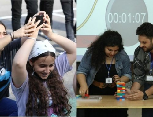 Youth groups in Palestine and Jordan conclude summer 2021 activities.