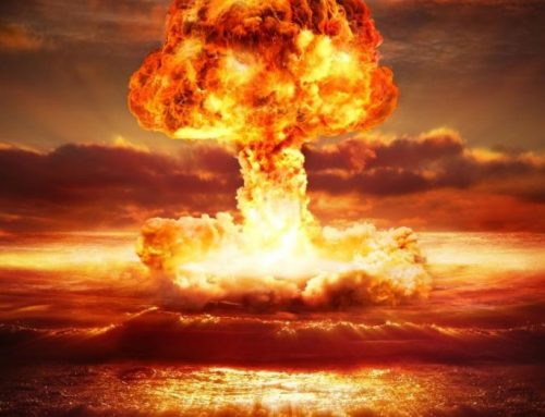 Let us rid the world of the threat of nuclear war.