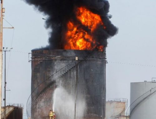 Lebanon: turmoil worsens with yet another fuel crisis caused by blaze.